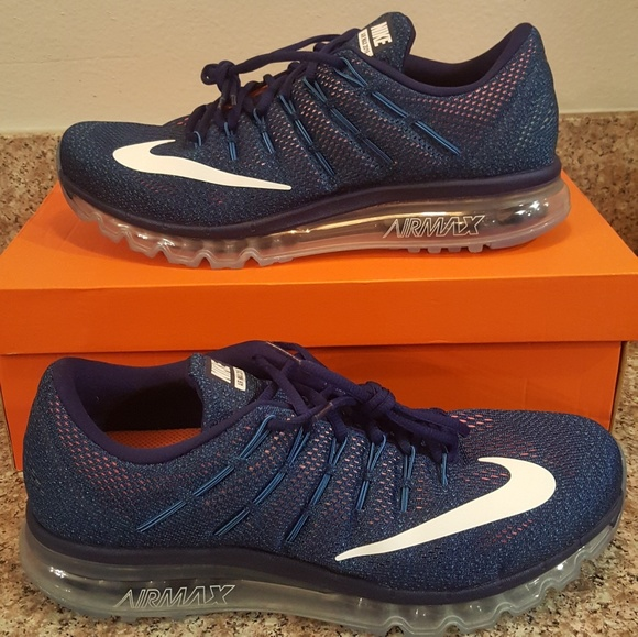 NEW NIKE AIR MAX 2016 Men's Size 13 $200 NWT